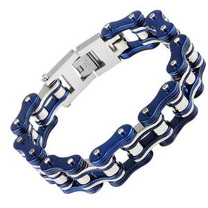 Other - Stainless Steel Men's Motorcycle Chain Bracelet